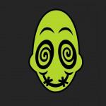 Drugged mudokon emoticon
