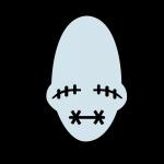 Blind mudokon emoticon masked