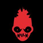 Angry mudokon masked