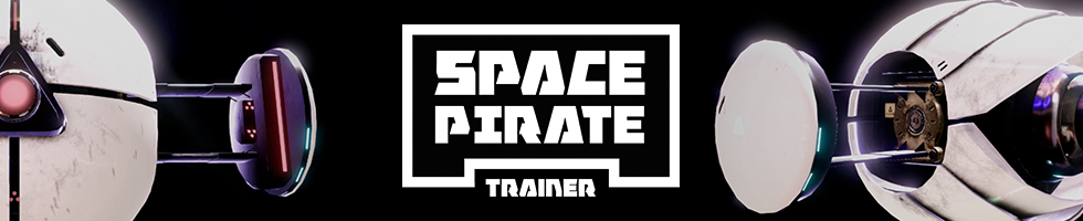 Space Pirate Trainer Banner